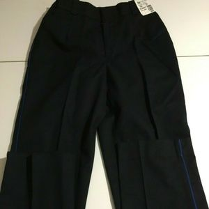 Horace Small Womens Dark Pants Trousers Size 10R